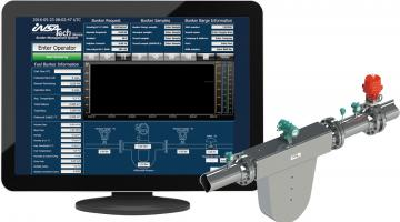 The Insatech Bunker Flow Meter Management System for ships and vessels