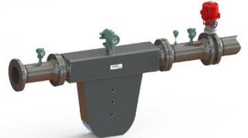 Insatech Marine COriolis mass flow meter for accurate measurement of marine fuel bunker flow