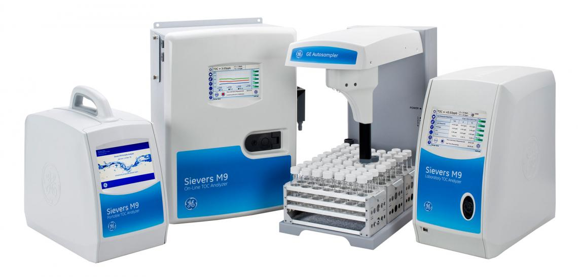 Insatech provides TOC (Total Organic Carbon) analyzers maintenance for water analysis
