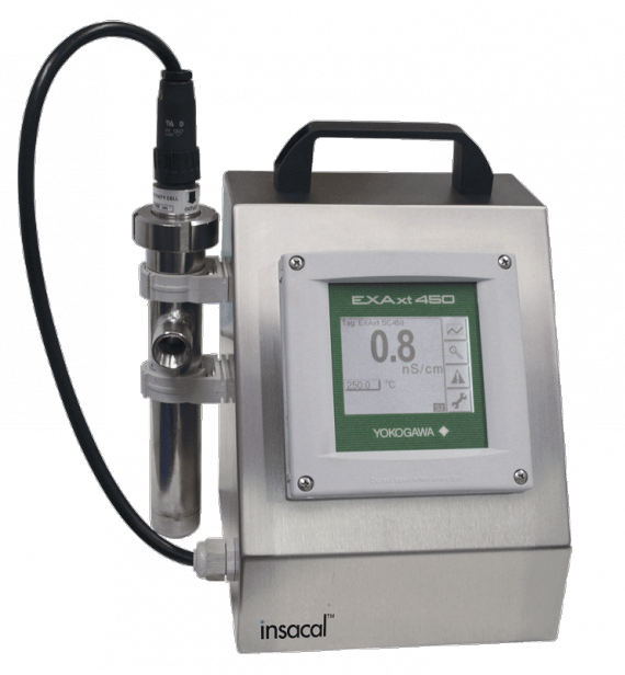 Insatech Pharma Insacal - Conductivity Calibrator and Master Meter